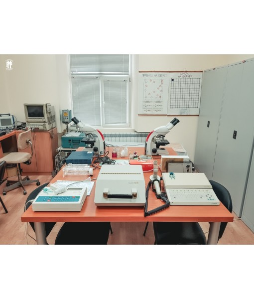 Laboratory of functional research