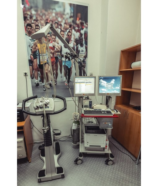 Laboratory of sport physiology